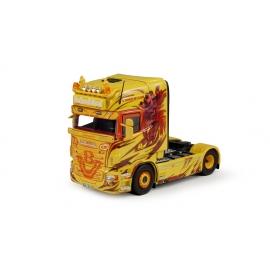 65615 Tekno Scania R09 Top Roland Graf