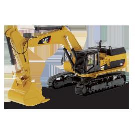 85274 DCM 374D L Hydraulic Excavator
