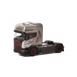 04-1178 WSI Scania R13 Top Silver Griffin