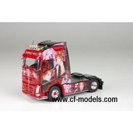68181 Tekno Volvo FH04 GL CPH Mylene Farmer
