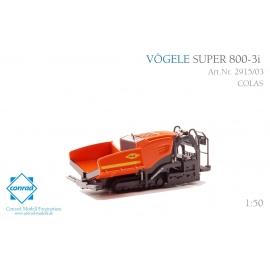 2519/02 Conrad VÖGELE Super 800-3i Colas
