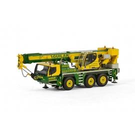 51-2014 WSI Liebherr LTM 1050 3.1 Gruas Aguilar