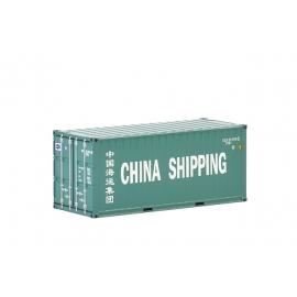 04-2036 WSI 20 FT China Shipping