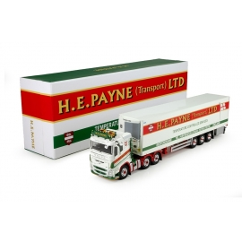 71135 Tekno Volvo FH04 Low cab HE Payne
