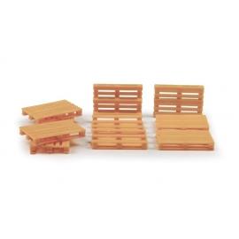 71646 Tekno Set Euro pallets (10 pcs)