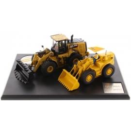 85558 DCM Coffret Evolution Cat 966A + 966M