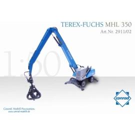2911/02 Conrad TEREX-FUCHS MHL 350