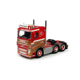 65799 Tekno Volvo FH04 6x2 Ronny Ceusters