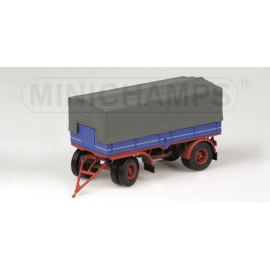 439159092 Minichamps trailer