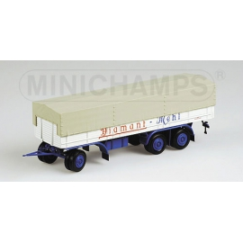 439161094 Minichamps trailer
