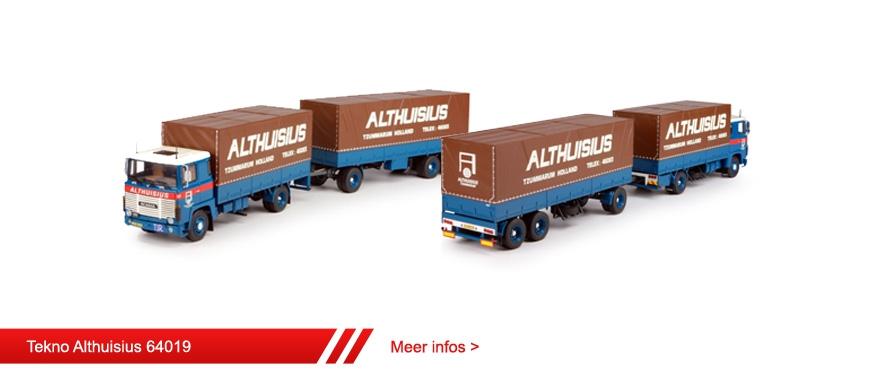 64019 Tekno Scania 141 Althuisius