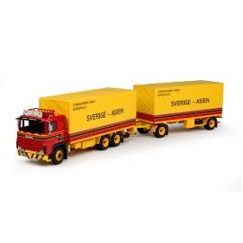 67381 Tekno Scania 141 Stjarnstroms