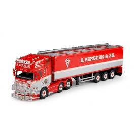 63497 Tekno Scania R09 Top S.Verbeek