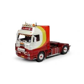 63618 Tekno Scania 143/420 Top SL P. van Setten