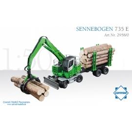 2958/0 Conrad SENNEBOGEN 735 E