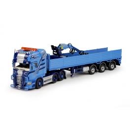 67378 Tekno Scania R09 Top Schumacher