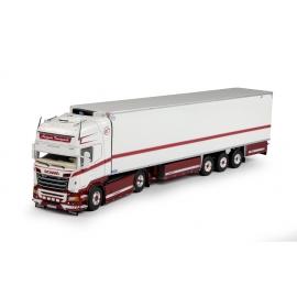 68580 Tekno Scania R13 Topline Hacquin
