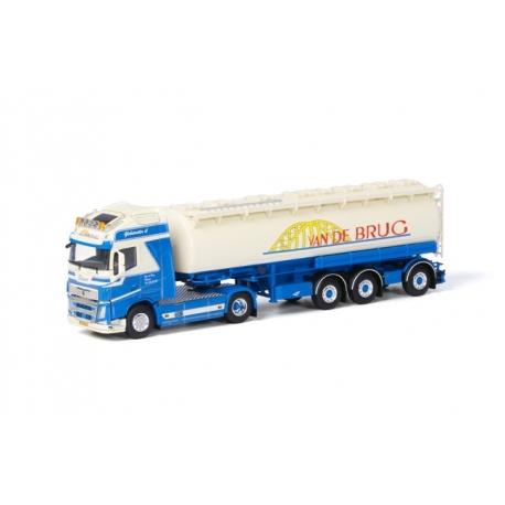 01-1650 WSI Volvo FH4 GL XL Van de Brug