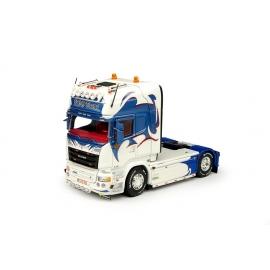 """69271 Tekno Scania R13 Topline """"KVG Trans"""""""