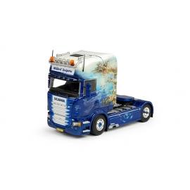 69288 Tekno Scania R13 Topline Wilbert Kuipers
