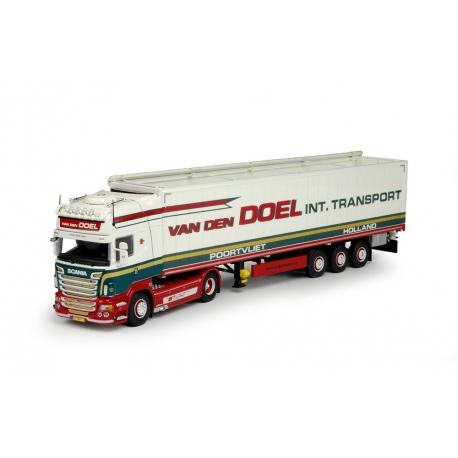 68376 Tekno Scania R09 Top Van den Doel