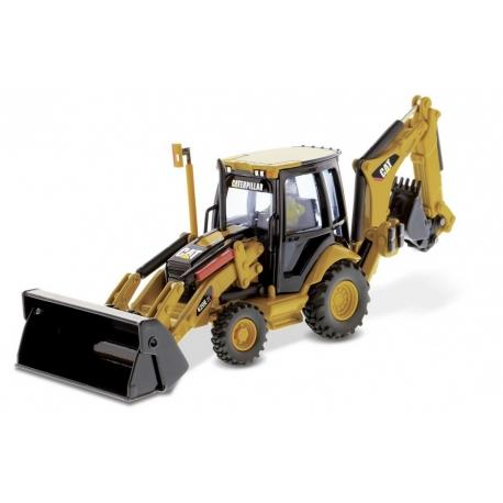 85143 DCM Cat 420E Backhoe Loader