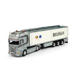 68843 Tekno Scania R13 Topline Becatrans