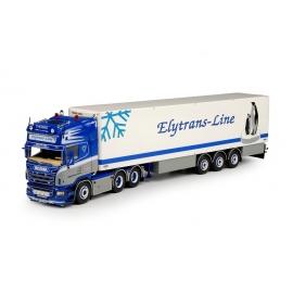 68212 Tekno Scania R09 Top frigo Elytrans-Line