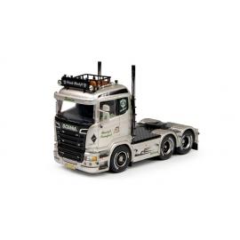 69283 Tekno Scania R13 Lowline Rontroft Transport