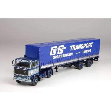 69953 Tekno Volvo F89 Geoff Gilbert