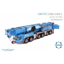 2114/03 Conrad GROVE GMK 6300 L FELBERMAYR