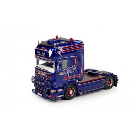 70552 Tekno Scania R09 Topline Van Hal