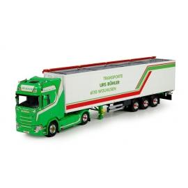 71310 Tekno Scania S730 Urs Bühler