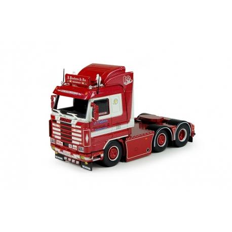 70635 Tekno Scania 143 Topline SL  J. Peeters