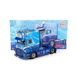 70775 Tekno Scania R Topline Craig Isaac & Son
