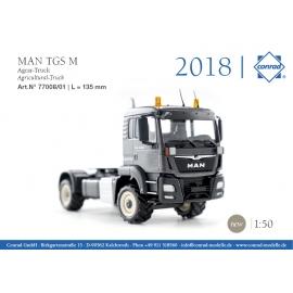 77008/01 Conrad MAN TGS M 4x4 agricole