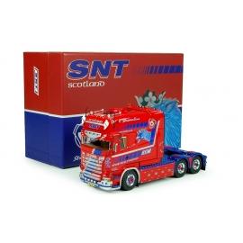 "69541 Tekno Scania R13 Longline ""Stuart Nicol"""