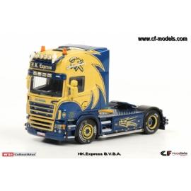 10147 WSI/CF-MODELS Scania R500 TopHK.Express