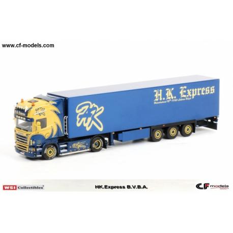 10150 WSI/CF-MODELS Scania R500 Top HK.Express