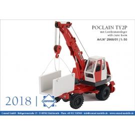 2968/01 Conrad POCLAIN TY2P