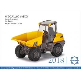 2768/0 Conrad MECALAC 6MDX