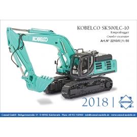 2210/0 Conrad KOBELCO SK500LC-10