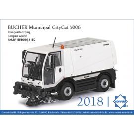 5516/0 Conrad BUCHER Citycat 5006