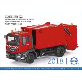 7739/0 Conrad MAN TGS M Bom Zoeller X2