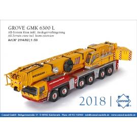 2114/02 Conrad GROVE GMK 6300L WIESBAUER