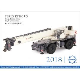 2115/01 Conrad TEREX RT100 US