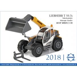 2452/0 Conrad LIEBHERR T55-7