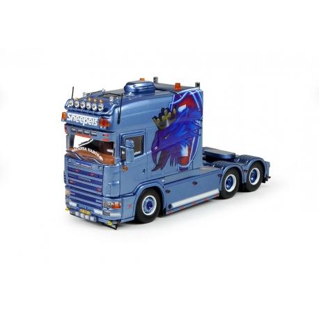 71663 Tekno Scania 164 Longline Sneepels