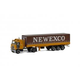 01-2260 WSI Mack F700 4x2 Newexco
