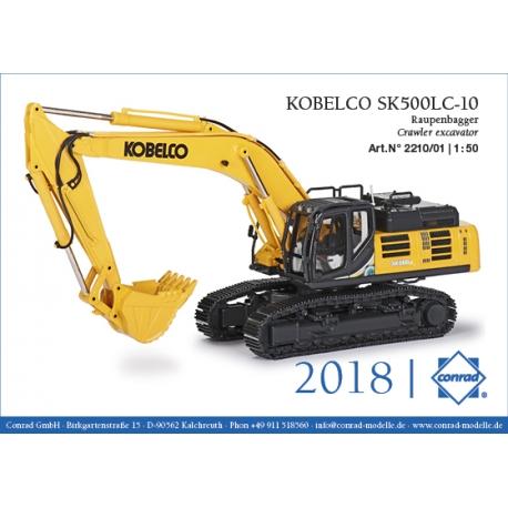 2210/01 Conrad KOBELCO SK500LC-10